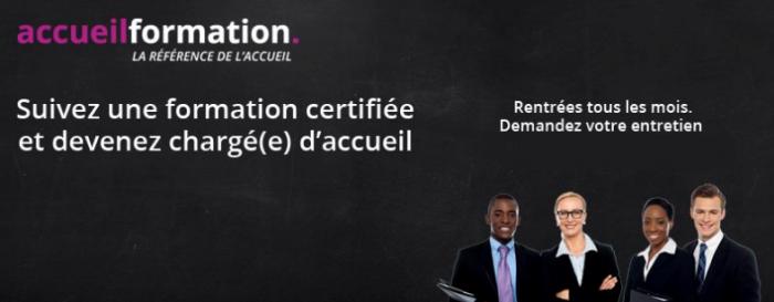 Chargé(e) d'accueil en alternance - Réunion d'information