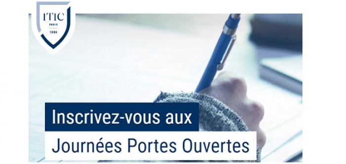 Journée Portes Ouvertes ITIC Paris