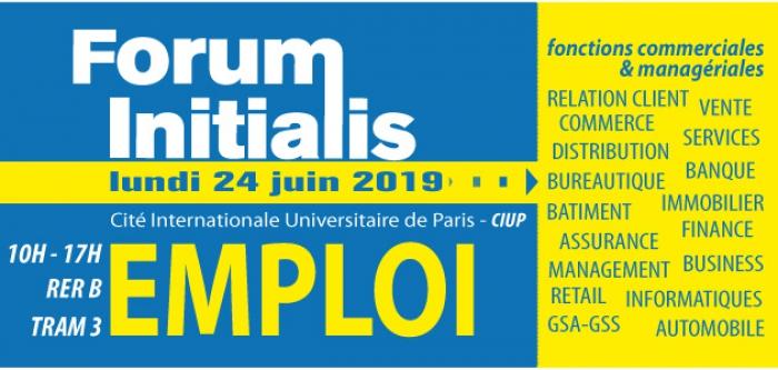 Forum Emploi & Alternance Initialis
