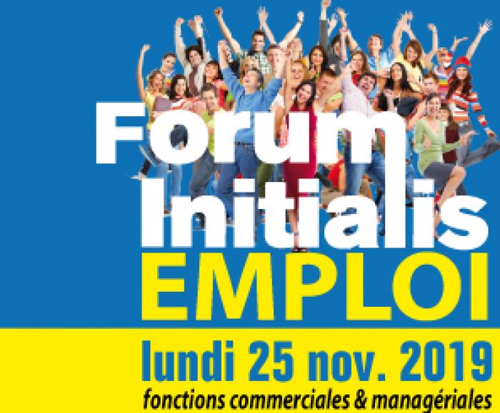 Forum Emploi Initialis