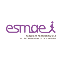 Logo école ESMAE - Ecole des Professionnels du recrutement et de l'intérim