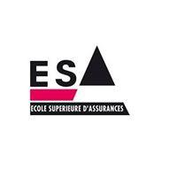Logo école Ecole Supérieure d'Assurances - ESA