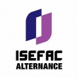 logo ISEFAC ALTERNANCE Paris