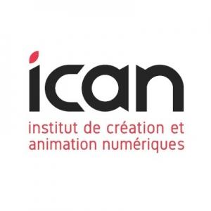 ecole ICAN - Institut de Création et d'Animation Numériques