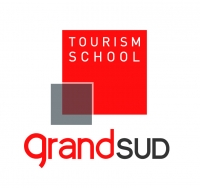 Logo Grand Sud Formation - Tourism School