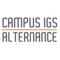 Logo école Campus IGS Alternance Toulouse