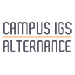 logo Campus IGS Alternance Toulouse