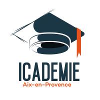 Logo école Icademie Aix-en-Provence
