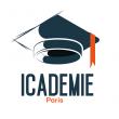 Logo école Icademie Paris