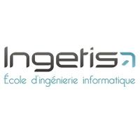 Logo INGETIS Paris - Ecole d