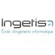 logo INGETIS Paris - Ecole d'Ingénierie Informatique