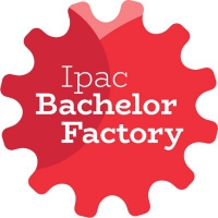 Logo école Ipac Bachelor Factory Annecy