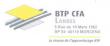 CFA BTP LANDES