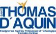 logo Saint-Thomas d'Aquin-Veritas - Enseignement Supérieur