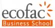 logo ECOFAC Business School Le Mans
