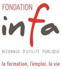 Logo école Fondation INFA Hauts-de-France - Site de Gouvieux