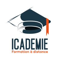 Logo école Icademie - Business & Design School - Formation à Distance