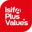 logo ISIFA PLUS VALUES