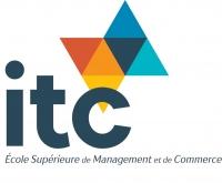 Logo école ITC Ecole Supérieure de Management et de Commerce