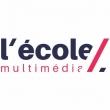 logo L'ECOLE MULTIMEDIA