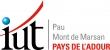 logo IUT DES PAYS DE L'ADOUR