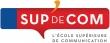 Logo école SUP'DE COM Campus de Grenoble