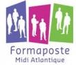 logo FORMAPOSTE Midi Atlantique
