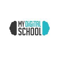 Logo école MyDigitalSchool Nantes