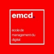 logo EMCD -L'École du Marketing et de la Création Digitale