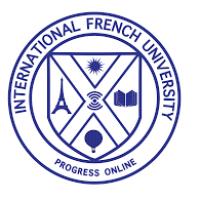 IFU-International French University