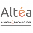 Logo école ALTEA Business et Digital School