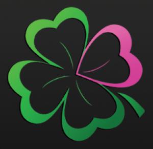 Four heart clover