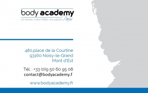 Body academy paris