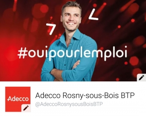 Adecco Rosny-sous-bois BTP