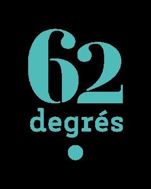 62 degrés