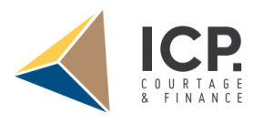 ICP courtage et finance