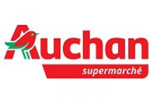 Auchan Supermarché Louvres