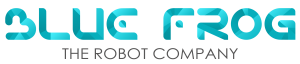 logo Blue Frog Robotics