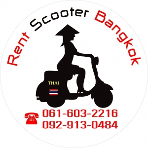 Rent Scooter Bangkok