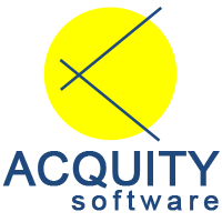 ACQUITY software