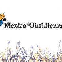 mexico obsidienne