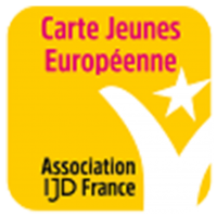 IJD FRANCE - Carte Jeunes Européenne